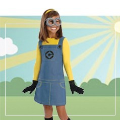 Disfraces de Minion Infantiles