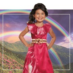 Disfraces Elena de Avalor