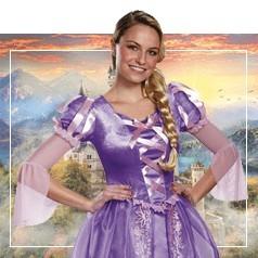 Disfraces Rapunzel Mujer