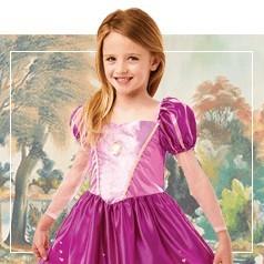 Disfraces Rapunzel Niña