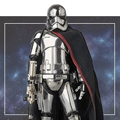 Disfraces de Capitan Phasma