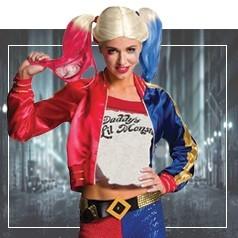 Disfraces de Harley Quinn