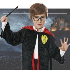 Disfraces de Harry Potter Infantiles