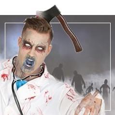 Accesorios Zombie