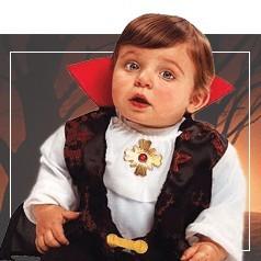 Disfraces de Miedo Bebè