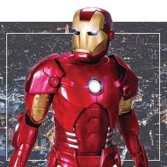 Disfraces de Iron Man Hombre
