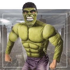 Disfraces de Hulk Hombre