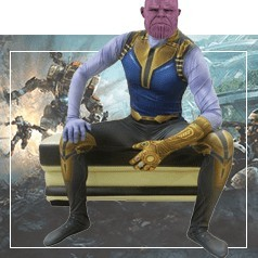 Disfraces de Thanos