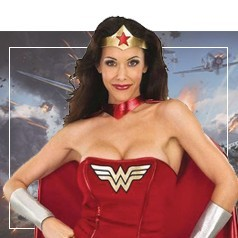 Disfraces de Wonder Woman Mujer