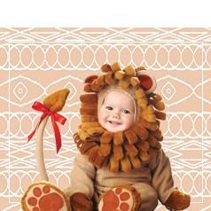Disfraces de Leon para Bebe