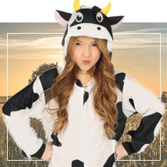 Disfraces de Vaca Infantiles