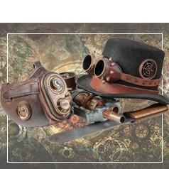 Accesorios Steampunk