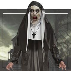 Disfraces de Monja Halloween