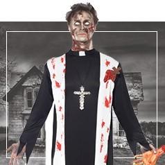 Disfraces de Cura Halloween