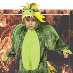 Disfraces de Dragon Infantiles