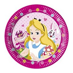 Cumpleaños Alicia en el País de las Maravillas