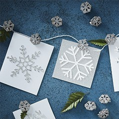 Copos de Navidad