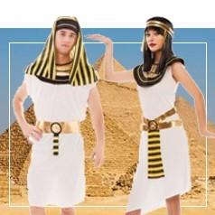 Disfraces de Egipcio