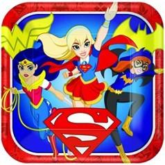 Cumpleaños Super Girls