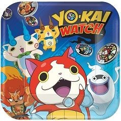 Cumpleaños Yo Kai Watch