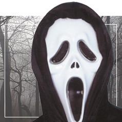 Mascaras de Scream