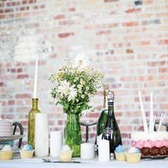 Adornos y decoracin de centros de mesa para fiestas FiestasMix
