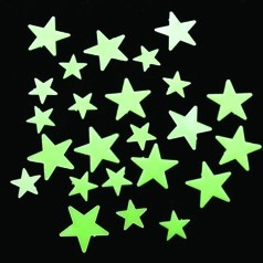 Estrellas que Brillan en la Oscuridad