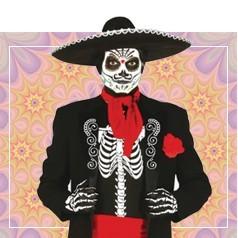 Disfraces Día de los Muertos