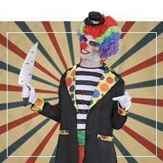 Disfraces Circo de los Horrores
