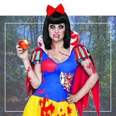 Disfraces Blancanieves Halloween