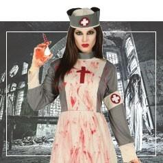 Disfraces Enfermera Halloween