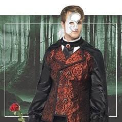 Disfraces Fantasma de la Ópera