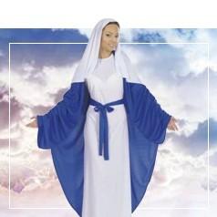 Disfraces de Virgen Maria Mujer