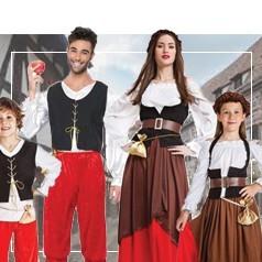 Disfraces de Medieval