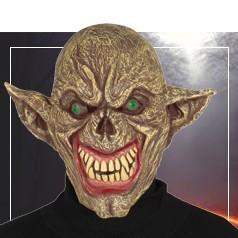 Máscaras de Monstruos