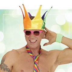 Coronas para Carnaval