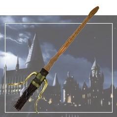 Escobas Harry Potter