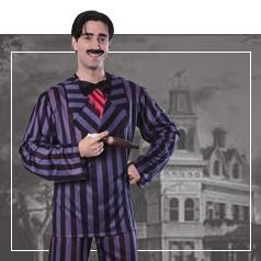 Disfraces de Gómez Addams