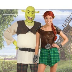 Disfraces de Shrek