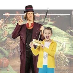 Disfraces Charlie y la Fabrica de Chocolate