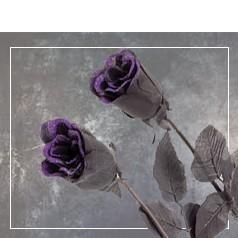 Flores y Rosas para Disfraces
