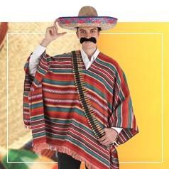 Disfraces de Mexicano
