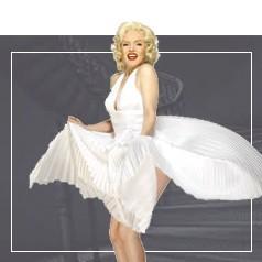 Disfraces de Marilyn Monroe