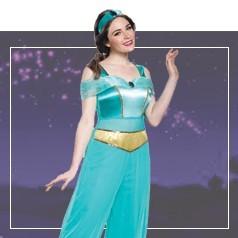 Disfraces de Jasmine