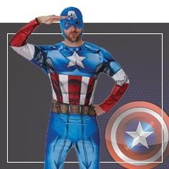 Disfraces de Capitan America