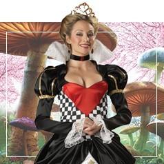 Disfraces de Reina de Corazones