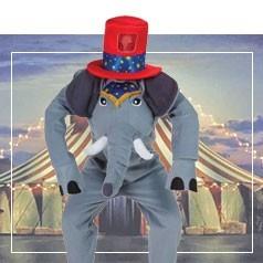 Disfraces Animales de Circo