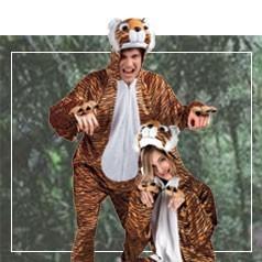 Disfraces de Tigre Adultos