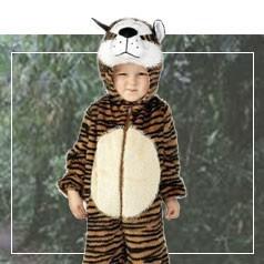 Disfraces de Tigre Infantiles