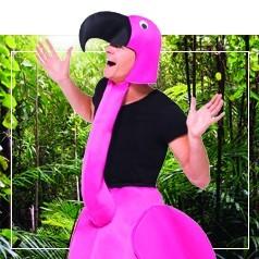 Disfraces de Flamenco Animal